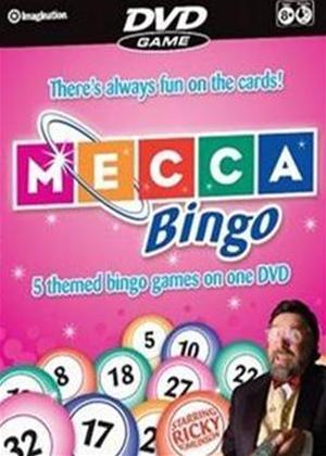 Celebrity Bingo Online DVD Rental