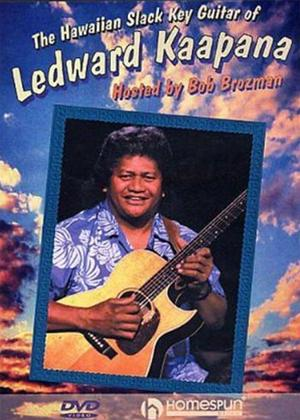 The Hawaiian Slack Key Guitar of Ledward Kaapana Online DVD Rental