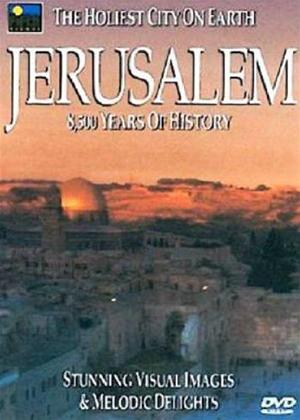 Jerusalem: 8500 Years of History Online DVD Rental
