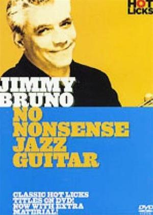 Rent Jimmy Bruno: No Nonsense Jazz Guitar Online DVD Rental
