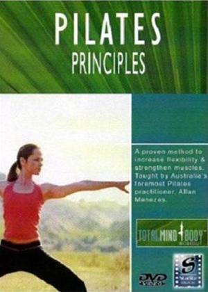 Pilates Principles Online DVD Rental