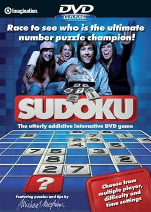 Sudoku DVD Interactive Game Online DVD Rental