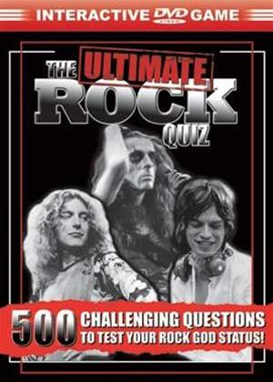 The Ultimate Rock Quiz Online DVD Rental