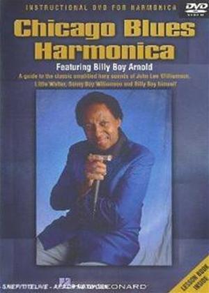 Rent Chicago Blues Harmonica Online DVD Rental