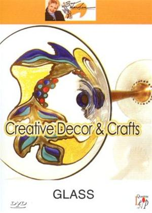 Rent Creative Decor and Crafts: Glass Online DVD Rental
