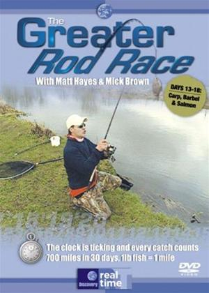 Greater Rod Race: Days 13-18 Online DVD Rental