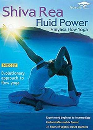Rent Shiva Rea: Fluid Power Online DVD Rental