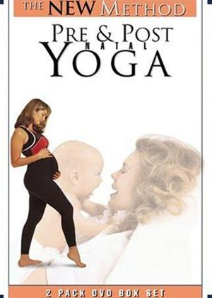 Rent The New Method: Pre and Post Natal Yoga Online DVD Rental