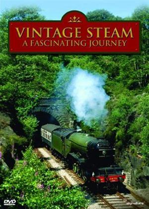 Vintage Steam: A Fascinating Journey Online DVD Rental