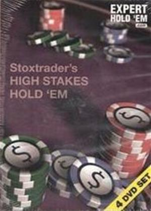 Rent Stoxtrader's High Stakes Hold 'Em Online DVD Rental