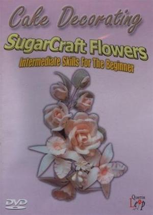 Sugarcraft Flowers: Intermediate Skills Online DVD Rental
