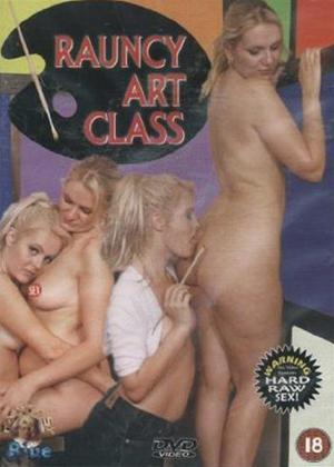 Rent Raunchy Art Class Online DVD Rental