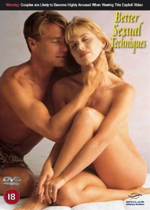Better Sexual Techniques Online DVD Rental