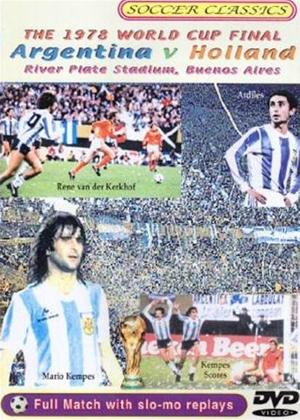 Argentina vs. Holland 1978 World Cup Final Online DVD Rental