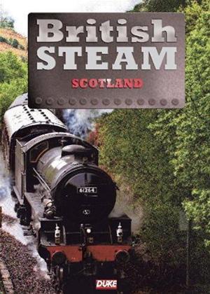 Rent British Steam in Scotland Online DVD Rental
