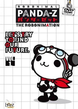 Panda Z: Vol.1 Online DVD Rental