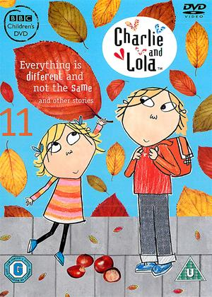 Charlie and Lola: Everything Is Different and Not the Same Online DVD Rental
