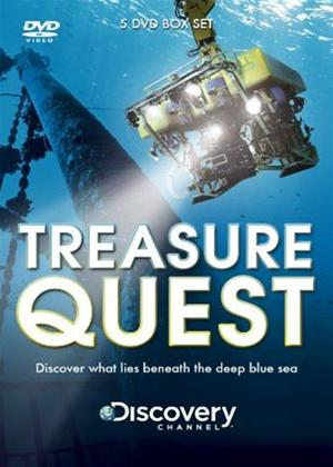 Treasure Quest Online DVD Rental