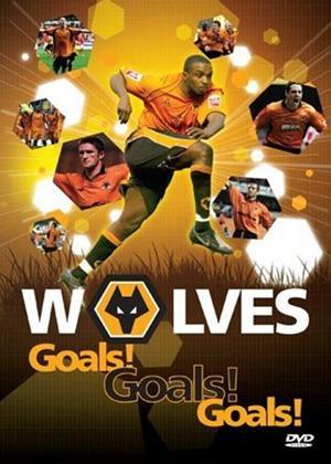 Wolves: Goals Goals Goals Online DVD Rental