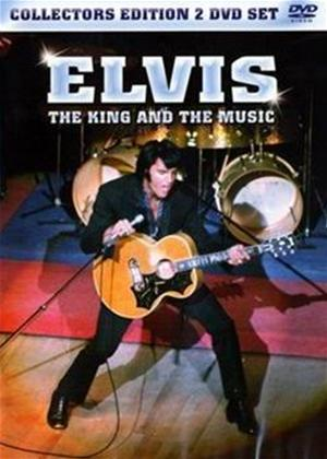 Elvis Presley: The King and The Music Online DVD Rental
