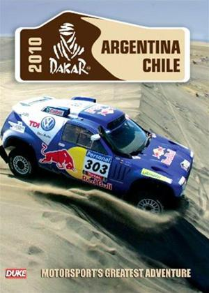 Dakar Rally 2010 Online DVD Rental