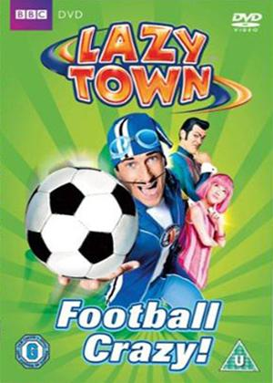 Lazytown: Football Crazy Online DVD Rental