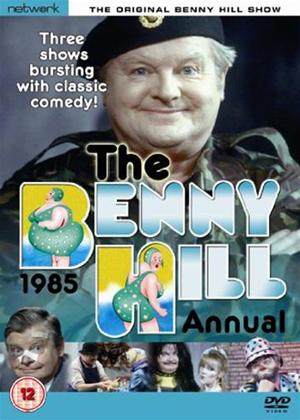 Rent Benny Hill Annual 1985 Online DVD Rental