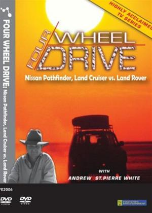 Four Wheel Drive: Nissan Pathfinder, Land Cruiser Vs. Land Rover Online DVD Rental