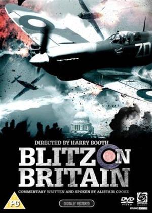Rent Blitz on Britain Online DVD Rental