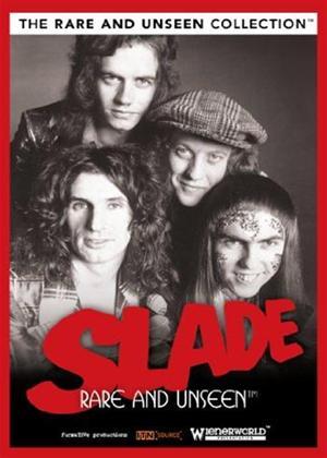 Rent Rare and Unseen: Slade Online DVD Rental