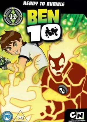 Ben 10: Vol.11: Ready to Rumble Online DVD Rental