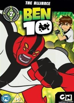 Ben 10: Vol.2: The Alliance Online DVD Rental