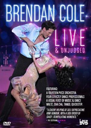 Brendan Cole Live Online DVD Rental