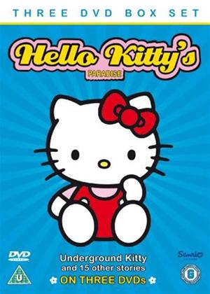 Hello Kitty's Paradise Underground Kitty and 15 Other Stories Online DVD Rental