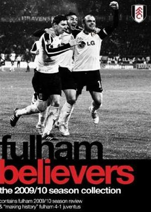 Fulham Believers Greatest Ever Season 09 / 10 Online DVD Rental