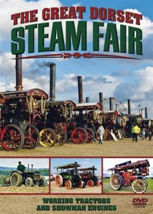 Rent Great Dorset Steam Fair: Working Tractors and Showman Engines Online DVD Rental