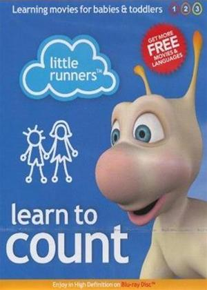 Little Runners: Learn to Count Online DVD Rental