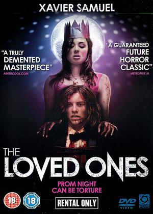 The Loved Ones Online DVD Rental