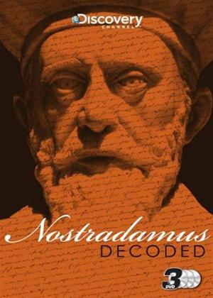 Rent Nostradamus Decoded Online DVD Rental