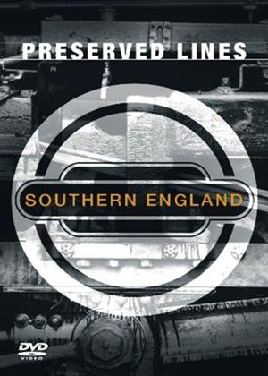 Preserved Lines: Southern England Online DVD Rental