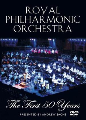 Royal Philharmonic Orchestra: The First 50 Years Online DVD Rental