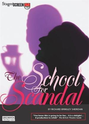 The School for Scandal Online DVD Rental