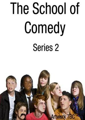 Rent The School of Comedy: Series 2 Online DVD Rental