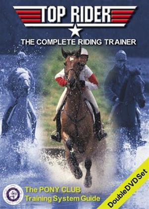 Top Rider: The Complete Riding Trainer Online DVD Rental