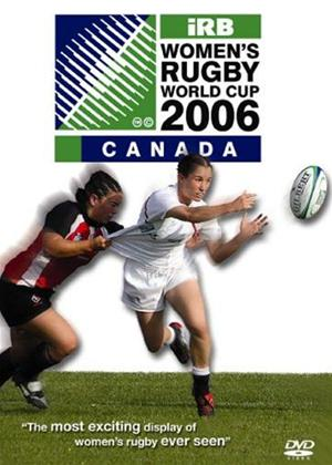 Women's Rugby World Cup 2006 Online DVD Rental