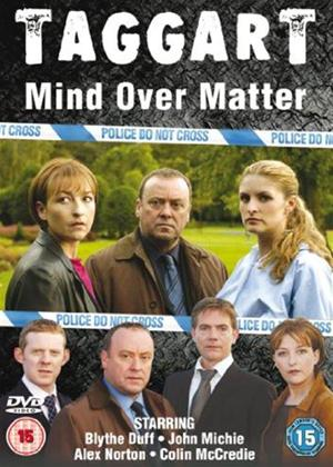 Taggart: Mind Over Matter Online DVD Rental