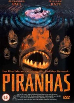 Piranhas Online DVD Rental