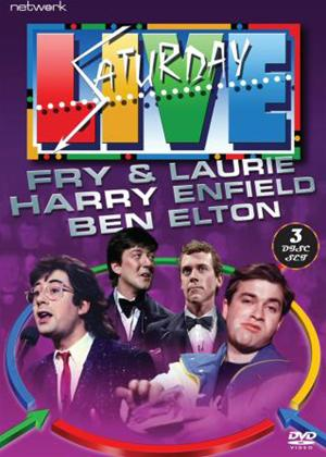 Rent Saturday Live: Fry and Laurie Online DVD Rental