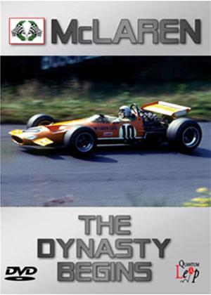Mclaren: The Dynasty Begins Online DVD Rental