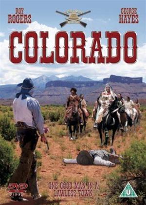 Colorado Online DVD Rental